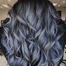 iridescent hair