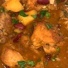Pollo Guisado Puerto Rican Recipe