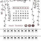 Most recent No Cost calendar printables design Popular