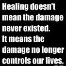 Healing...