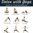 🔥 Detox Your Body with Yoga Twists