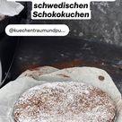 Schwedischer  Schokokuchen - Kladdkaka