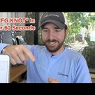 How to Tie the FG Knot (Fastest Method & Free Cheat Sheet PDF)