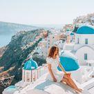 23 Best Instagram Photo Spots in Santorini, Greece