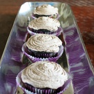 Mudslide Cupcakes