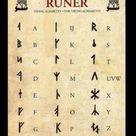 Runenschrift