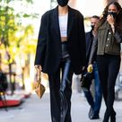 Kendall Jenner Just Wore the Coolest Olsen-Inspired Summer Outfit
