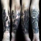 Top 101 Forest Tattoo Ideas - [2021 Inspiration Guide]