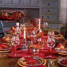 Fall Dinner Parties