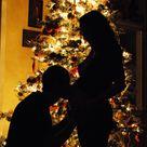 Christmas Maternity Photos