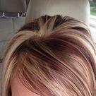Hair Color Highlights
