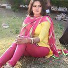 Anjana Singh in Shalwar kameez