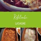 Die Kohlrabilasagne - Super leckeres Low-Carb Lasagne Rezept