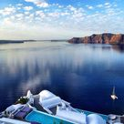 Santorini weather even in October! We just love this place....thank u God!!!!