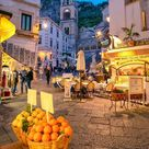 The charm and atmosphere of Amalfi in Italy - Cozy & Comfy
