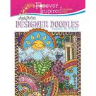 Forever Inspired Coloring Books: Forever Inspired Coloring Book: Angela Porter's Designer Doodles Hidden Pictures (Paperback) - Walmart.com