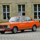 BMW 2002 tii 1971 73