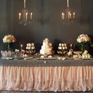 Pink Dessert Tables