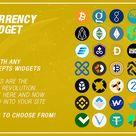 Cryptocurrency Ticker Widget | Codelib App