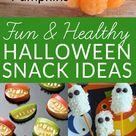 Healthy Halloween Treats Kids Love