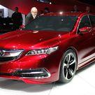 2015 Acura TLX Concept
