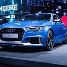 2018 Audi RS3 Sedan  Top Speed