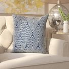 Mara Outdoor Square Pillow Cover & Insert