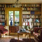 23 home libraries that will fill all book lovers with interior design lust