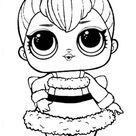 39 Coloriage poupée lol à imprimer ou à dessiner