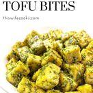 Baked Pesto Tofu