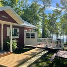 Escape to the Lake at Corny Cottage - Cottages for Rent in Cornucopia, Wisconsin, United States