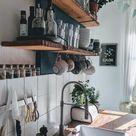 #küchenliebe #diyregale #küche