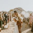 Dreamy Desert Wedding in Joshua Tree, California