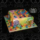 Candy Crush Cakes