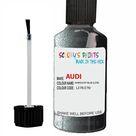 Audi S8 Nordlicht Blue Code Lz7R Touch Up Paint Scratch Stone Chip   Touch Up Paint 30ML Bottle