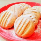 Recipe | Melting moments: custard powder and icing sugar butter cookies