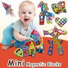 40pcs~166pcs Magnetic Designer Set Boys Girls Kids Enlighten Magnetic Building Blocks Plastic Models & Building Toy for Children
