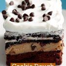 Cookie Dough Dessert Lasagna