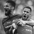 2018/05/19 Chelsea 1-0 Manchester United - Eden Hazard (Photo credit : Matthew Ashton - AMA/Getty Images)
