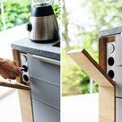 Kitchen Design Idea – Hide Your Electrical Outlets