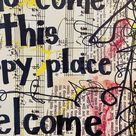 Walt Disney Quote Music Art Greeting Signs Gifts For Her Mom Disneyland Painting Mixed Media Entrywa