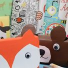 Animal Pencil Cases For Kids!