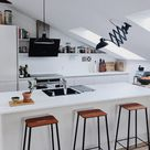 15 Small Space Hacks To Learn From a Beautiful Danish Home - Wohnidee by WOONIO