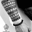 ▷ 1001 + Ideen für ein Tribal Tattoo für Männer und Frauen