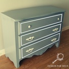 Gray Painted Dressers