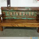 Truck Tailgate Bench