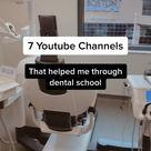 Best YouTube Channels for Dental School!