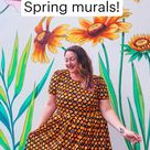 Spring murals!