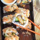 [VIDEO] Shrimp Tempura Roll (Dynamite Roll)