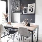 Zo maak je een zwart-wit interieur gezellig